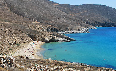 Beaches of Serifos